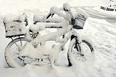 bike-covered-in-snow